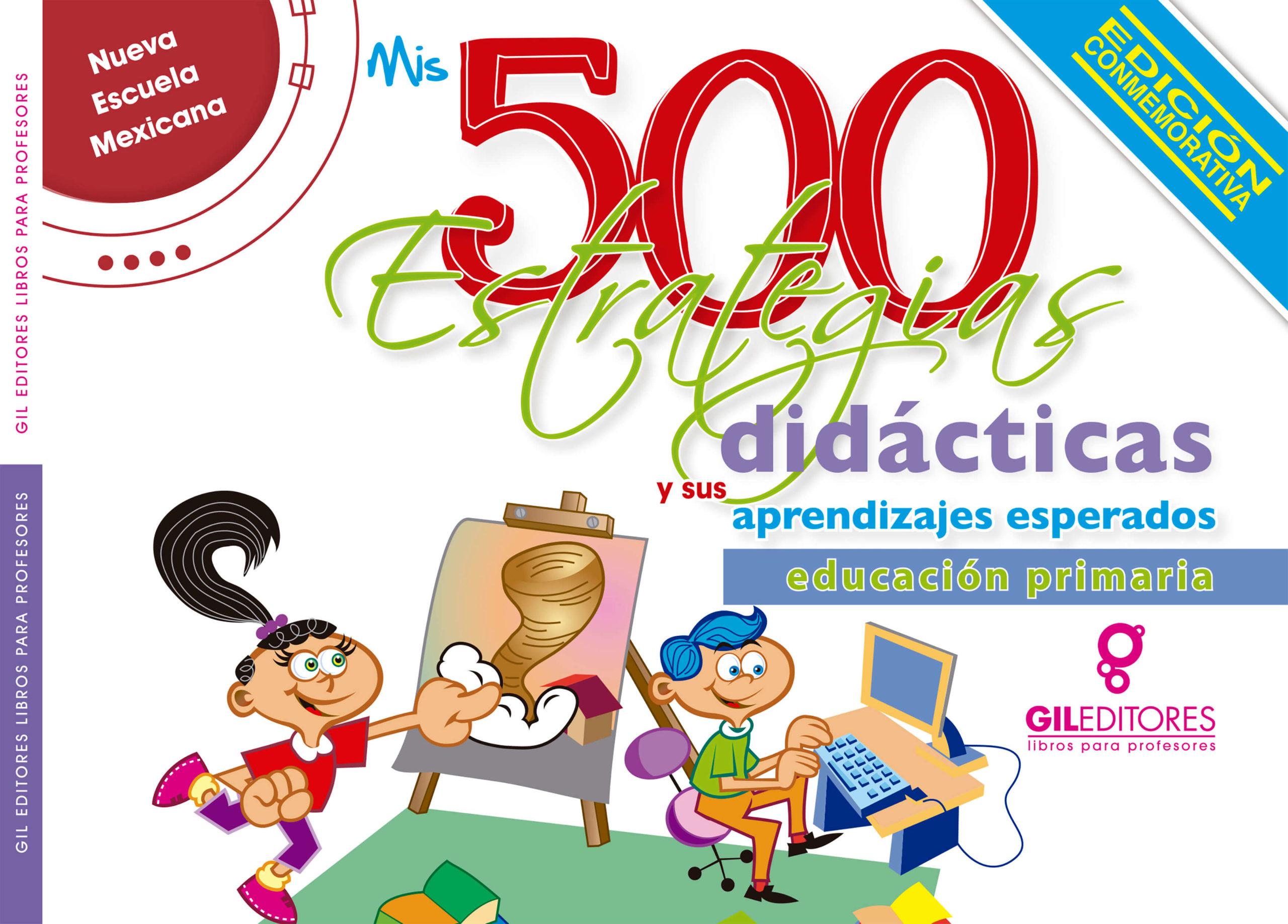 Mis 500 estrategias didácticas….